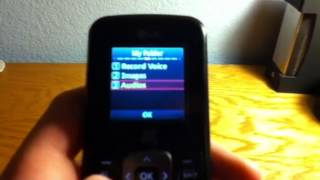 TracFone LG 100c Review