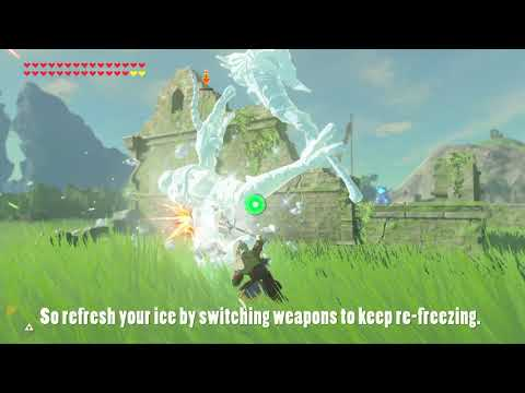 Zelda Breath of the Wild – 27 Obscure Combat Secrets and Tricks