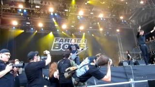 Farmer Boys - When Pigs Fly & Farm Sweet Farm LIVE (Summer Breeze 2011)