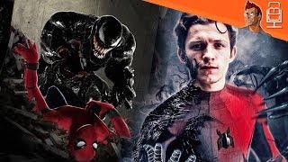SONY is Scrambling to Get Spider-Man into Venom