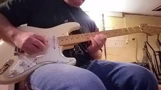 Crying, Waiting, Hoping Guitar Solo Lesson - Marshall Crenshaw