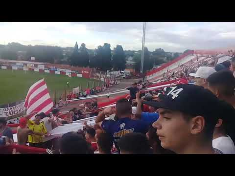 """""""Nose Como voy nose como vengo Hinchada de Los andes"""" Barra: La Banda Descontrolada • Club: Los Andes"""