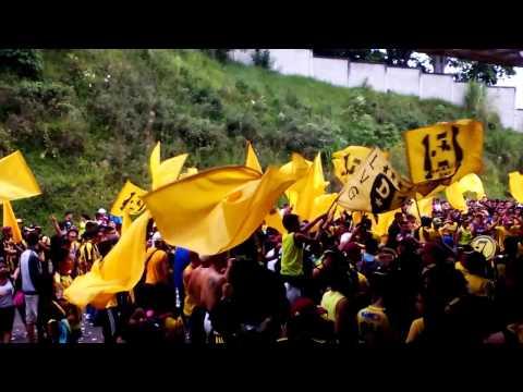 """Previa Avalancha Sur 1997"" Barra: Avalancha Sur • Club: Deportivo Táchira"