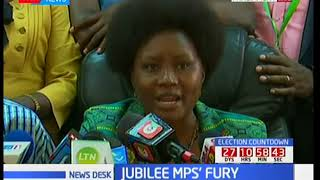 Jubilee MPs: NASA not interested in an election