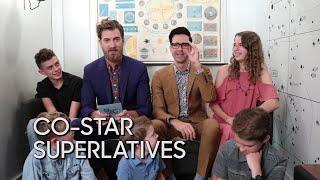 Co-Star Superlatives: Rhett & Link