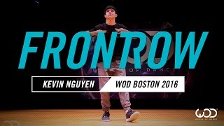Kevin Nguyen | FrontRow | World of Dance Boston 2016 | #WODBOS16