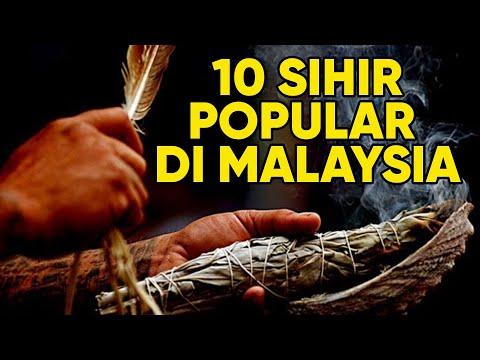 10 Sihir Popular Di Malaysia
