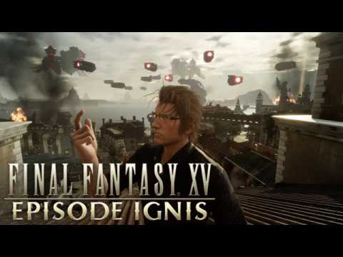Final Fantasy XV: Episode Ignis - Battle Command Video de Final Fantasy XV