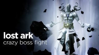 Lost Ark Gameplay - Crazy Boss Fight