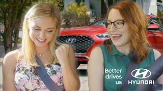 People Get Life Coaches For Their Daily Commute // Presented By BuzzFeed & Hyundai