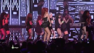 HD Rihanna   What's my name & All of the lights Live at NBA 2011 All Star Game Halftime Show