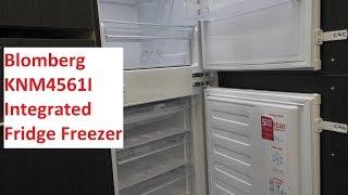 Blomberg KNM4561I Frost Free Integrated Fridge Freezer