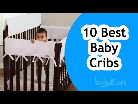 Best Baby Crib 2017 – Top 10 Baby Cribs – Baby Cribs Reviews