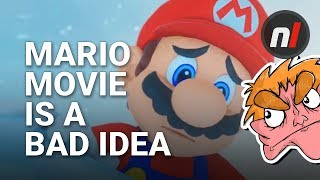 The Mario Movie by Illumination is a Bad Idea - w/ IHE