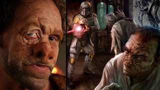 The Most Wanted Man in Star Wars - Doctor Evazan and His Horrific Crimes - Star Wars Explained