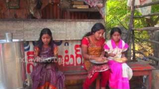 Street life, Nagarjuna Sagar