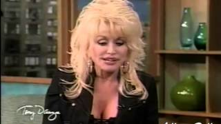 Dolly Parton on Tony Danza Promoting Those Were The Days