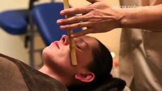 preview picture of video 'Masaż , leczniczy , relaksacyjny , kamieniami ,Wschowa , masażysta Wschowa Leszno Głogów'