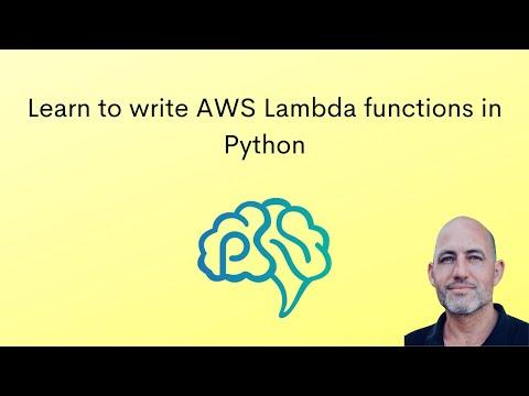 Create Lambda Python