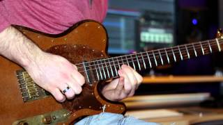 Emotive Ballad - Guthrie Govan Cover