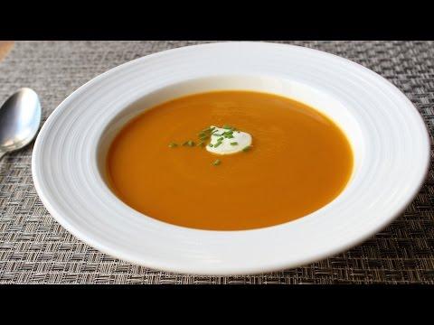 Roasted Butternut Squash Soup – Easy Butternut Squash Soup Recipe