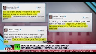 Twists & Turns: MSM focusing on allegations of Trump, Russia connection not snooping claims