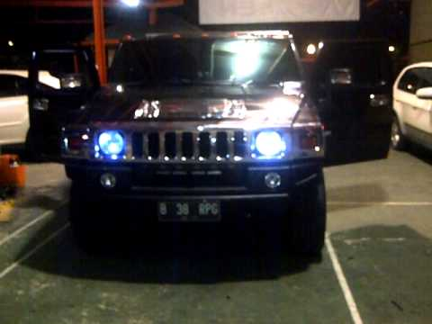 WHELEN INDONESIA - HUMMER H2 2010 Mp3