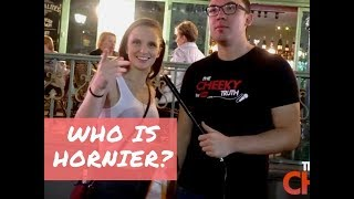 WHO IS HORNIER MEN OR WOMEN? PART 2