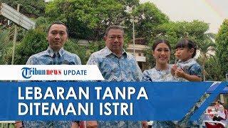 Lebaran Pertama Tanpa Ani Yudhoyono, SBY Tetap Nikmati Hari Raya Bersama Anak dan Cucunya