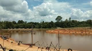 preview picture of video 'KEREN Di Ekowisata Desa Kujau Kab. Tanah Tidung Prov. Kaltara #ekowisata #pesonaindonesia'