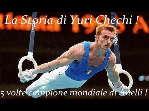 La Storia di Yuri Chechi, 5 volte campione mondiale di Anelli ! - VIDEO MOTIVAZIONALE