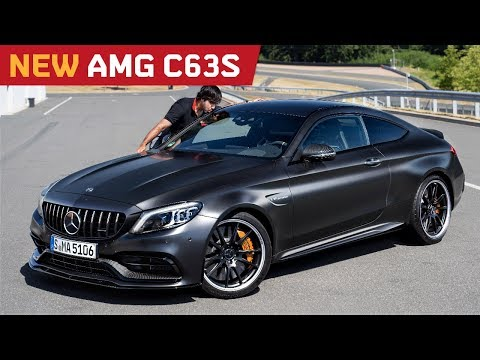 Mr.AMG On The NEW C63S! It's AMG's Purest Car! - Full Review