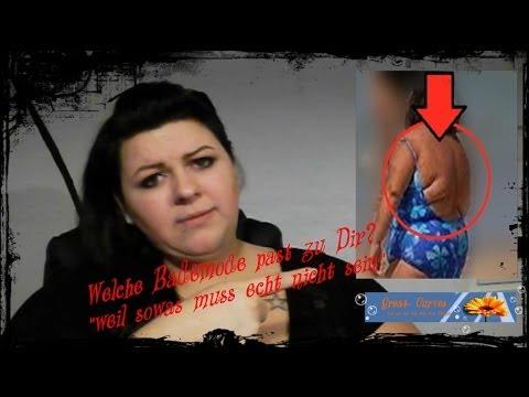 Tipps für die Übergewichtige Frau von heute (Bademode)