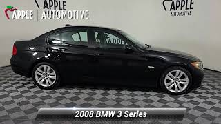 Used 2008 BMW 3 Series 328xi, York, PA B3473Q