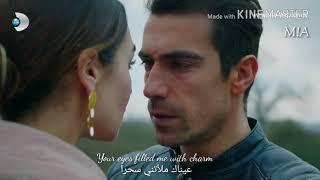"""Asli & Ferhat """"With You"""" / Contigo - Maite Perroni (Eng and Arb sub)"""
