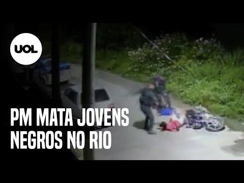 Policiais militares do Rio de janeiro executam jovens negros