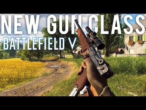 Battlefield gets a new Gun class