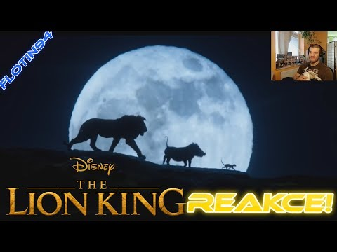 The Lion King Trailer #2 REAKCE/REACTION