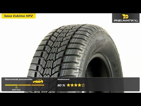 Youtube Sava Eskimo HP2 225/40 R18 92 V XL FR Zimní