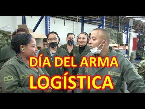Día de la Logística Militar