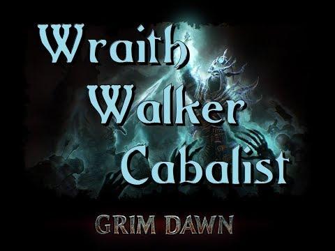 [GRIM DAWN] INSANE WRAITH WALKER SUMMONER!!