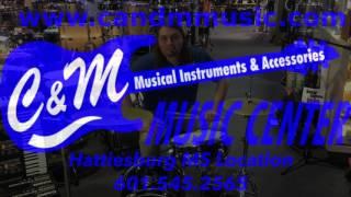 Drum Practice - Silent - C&M Music Center Hattiesburg