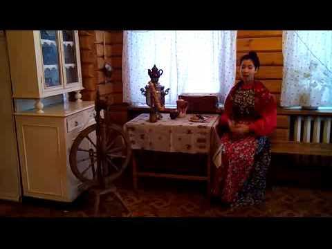 Язлыева Дурсунай Туркменистан Тара сценка
