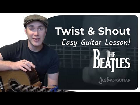 How To Play Twist And Shout (Electric Guitar)