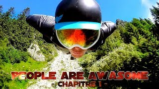 PEOPLE ARE AWESOME - chapitre 1