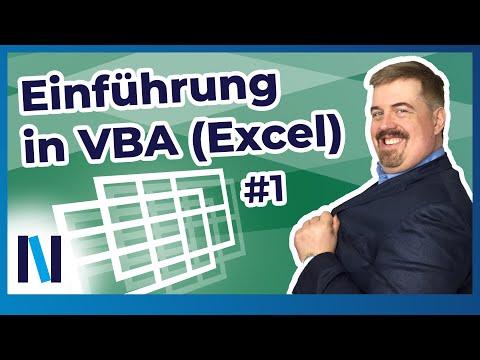 Excel 2019: Eine Einführung zu VBA (mit einem simplen Beispiel)