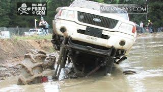 Mega Truck Monster Mud Bog #1 4x4 Cross Throttle Kings July 4, 2015