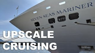 Regent Seven Seas Mariner Full Ship Tour