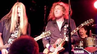 Y&T - Blind Patriot - Aschaffenburg, 29.10.2010