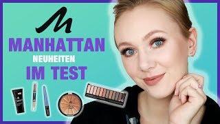 Überzeugen mich die Produkte? | Manhattan Kosmetik im Test